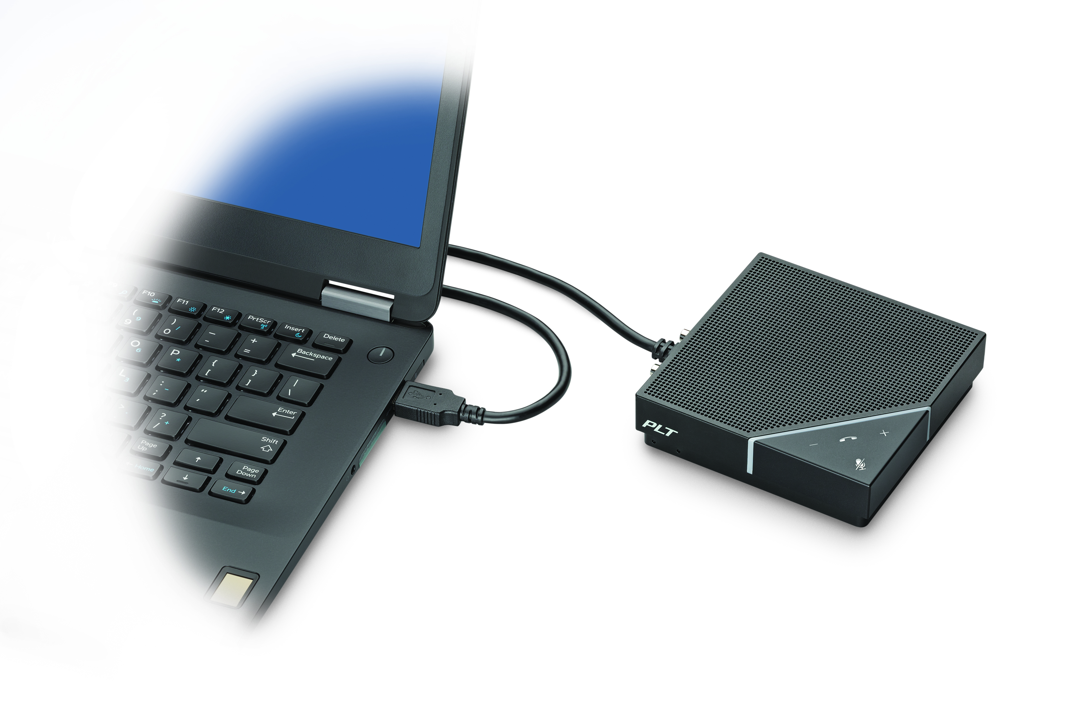 Calisto 7200 with Laptop