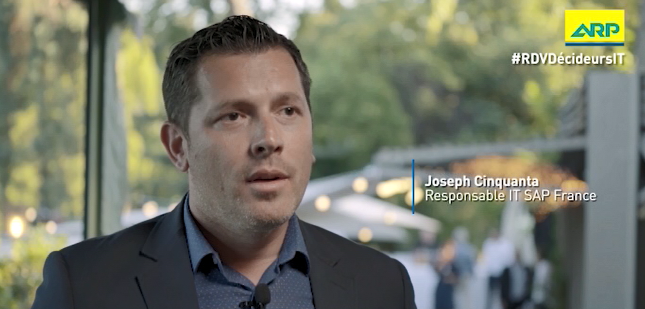 Joseph Cinquenta Partenaire SAP France