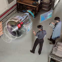 HoloLens 3D