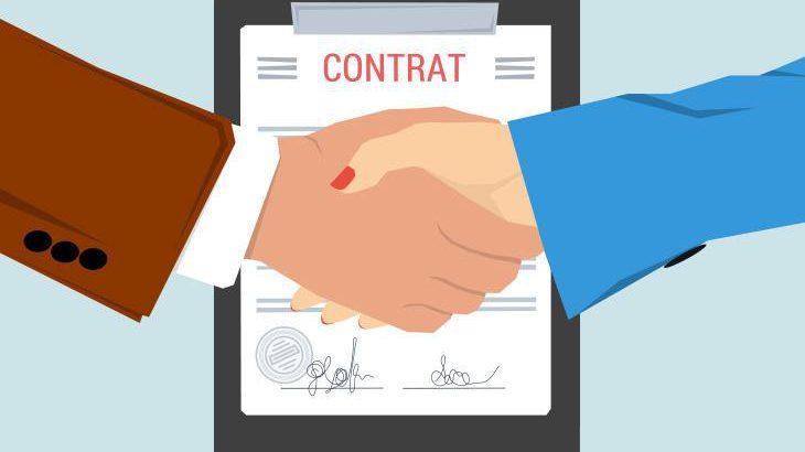 Contrat client