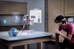 Microsoft HoloLens ARP