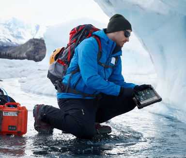Dell Rugged arctique