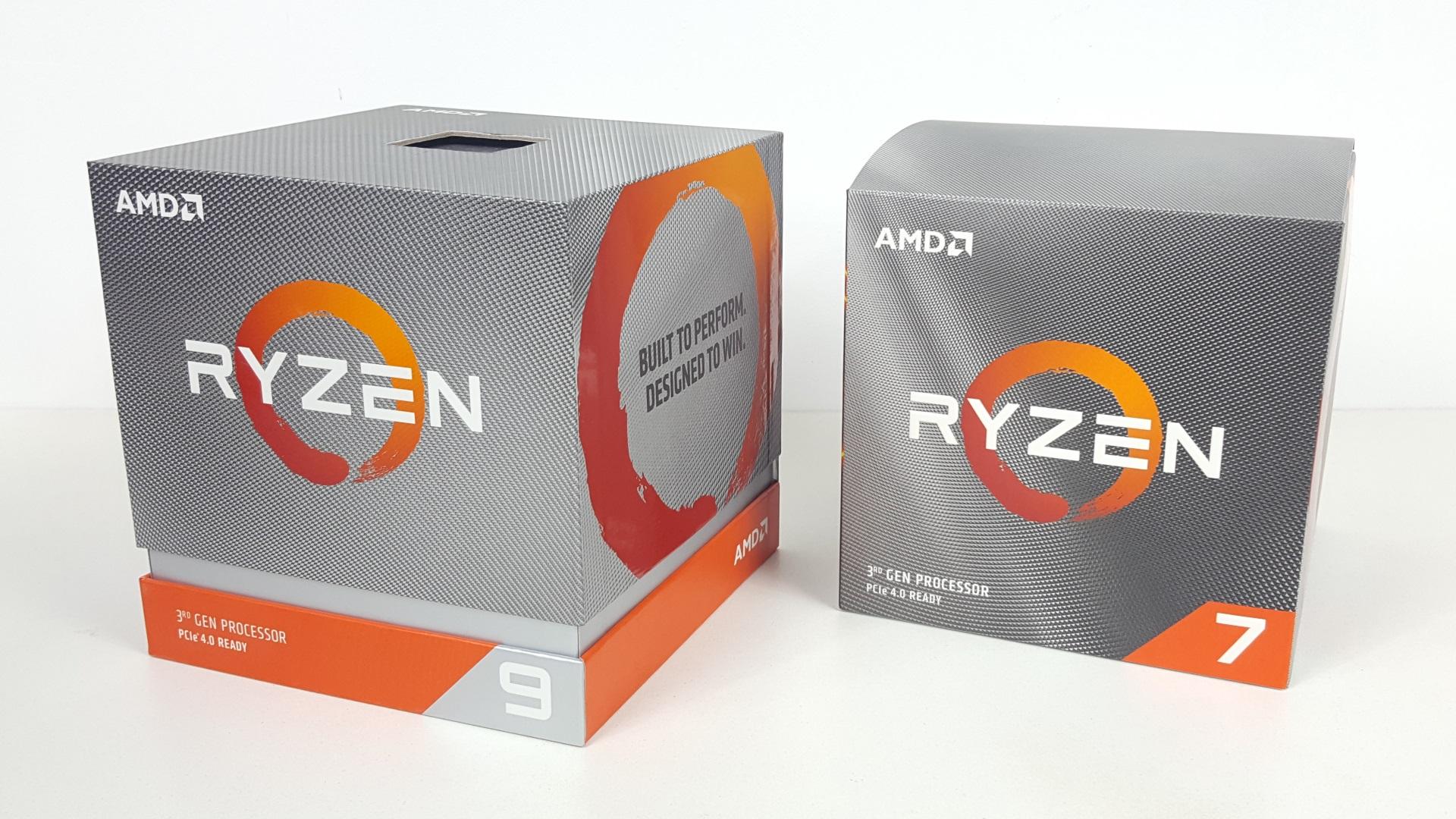 AMD Ryzen 3000 7 nm