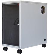 Boîtier acoustique PC 260x570x550 mm