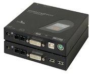 Amplificateur KVM, DVI/HDMI, Fiber, 1 km