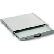 Tiroir clavier 482,6 mm, 1 U