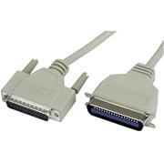Câble parallèle DB25 m. - Cen36 m., 2 m