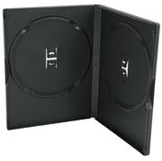Double boîtier DVD pour 2 DVD