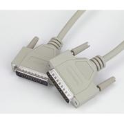 Câble connexion Sub-D 25br. m. - m., 1 m