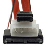Câble SATA - micro SATA + alimentation
