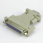 Adaptateur souris DB9 m. - DB25 f.