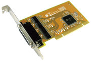 Carte E/S 4 x RS232 série, PCI