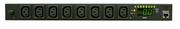 PDU ARP 10A 8 x IEC320, RJ45 admin.