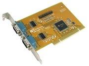 Carte E/S 2 x série/1 x parallèle, PCI