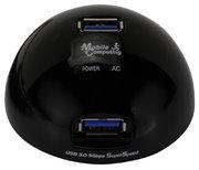 "Hub USB 3.0 "" Dome "" 4 ports"
