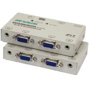 VGA + ampli son + répartiteur 2x 150 m