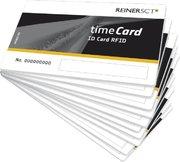 Carte puce timeCard 10 (DES) sans lic.