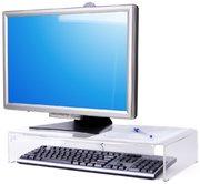 Support écran univ. Dataflex, acrylique