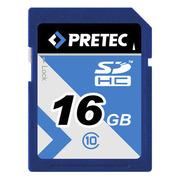Carte SDHC 16 Go PRETEC classe 10