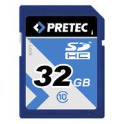 Carte SDHC 32 Go PRETEC classe 10