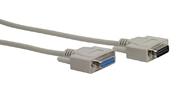 Câble connexion Sub-D 15nr. m. - f., 2 m