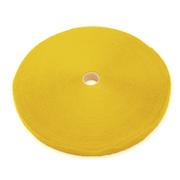 Roul. serre-câbles Velcro,25mx13mm jaune