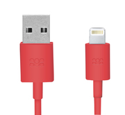 Câble USB Lightning ARP iPhone 1,2m rose