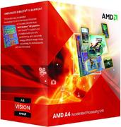 Processeur AMD série A A4-4000, 3 GHz