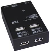 Serveur USB Gigabit ARP RJ45, 4 x USB2.0