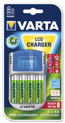 Chargeur 15 Minutes Varta LCD