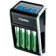 Chargeur Varta LCD Plug +4xAA 2100mAh R2
