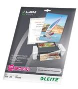 Film plastification Leitz A4 125 µ, x 25