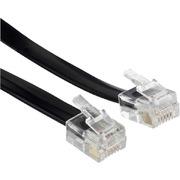 Câble modulaire plat RJ12 6p6c 1:1, 1 m
