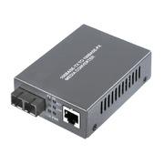 Convertis. 10/100 RJ45:100SC multim. SX