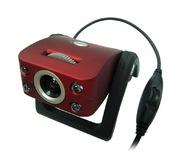 Webcam USB ARP 8 mégapixels + microphone