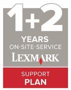 Garantie 3 ans Lexmark service sur site