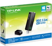 Clé USB WiFi TP-Link Archer T4U AC1200