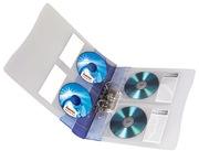 Pochette classeur CD/DVD Hama, format A4