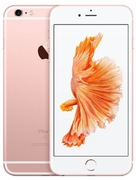 Apple iPhone 6s Plus 16 Go, or rose