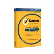 Norton Security Deluxe 3.0 1U 5 Devices