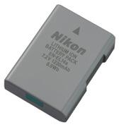 Batt. Li-Ion Nikon EN EL14a 1230mAh 7,2V