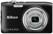 Appareil photo Nikon Coolpix A100, noir