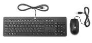Kit clavier et souris HP Slim
