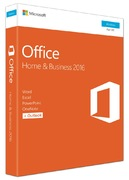 Microsoft Office Home & Business 2016 P2