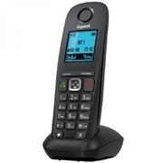 Téléphone Siemens Gigaset A540H, noir