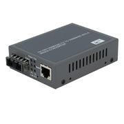 Convertis. 10/100/1000RJ45:1000-SC multi