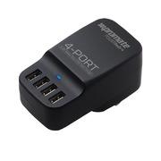 Chargeur USB ARP pour 4x USB, 6,8 A