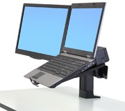 Kit LCD + ordi portable Ergotron WorkFit