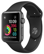 Apple Watch série 1 aluminium 38 mm gris