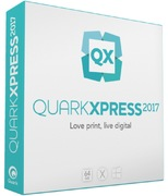 QuarkXPress 2017 Upgrade (v3-v2015) 1U